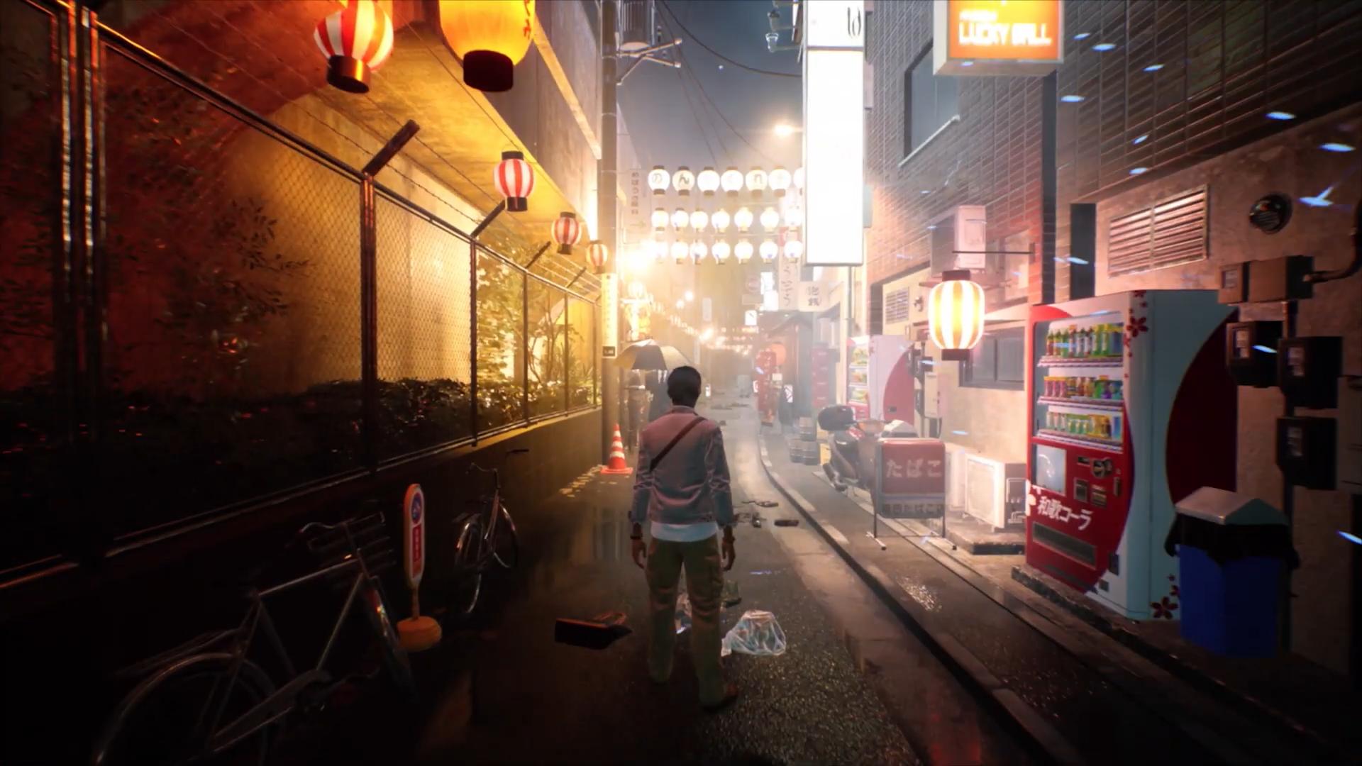 ベセスダ新作ゴーストワイヤー東京、デスループのプレイ動画きたー!!PS5独占販売!オンライン要素も判明!