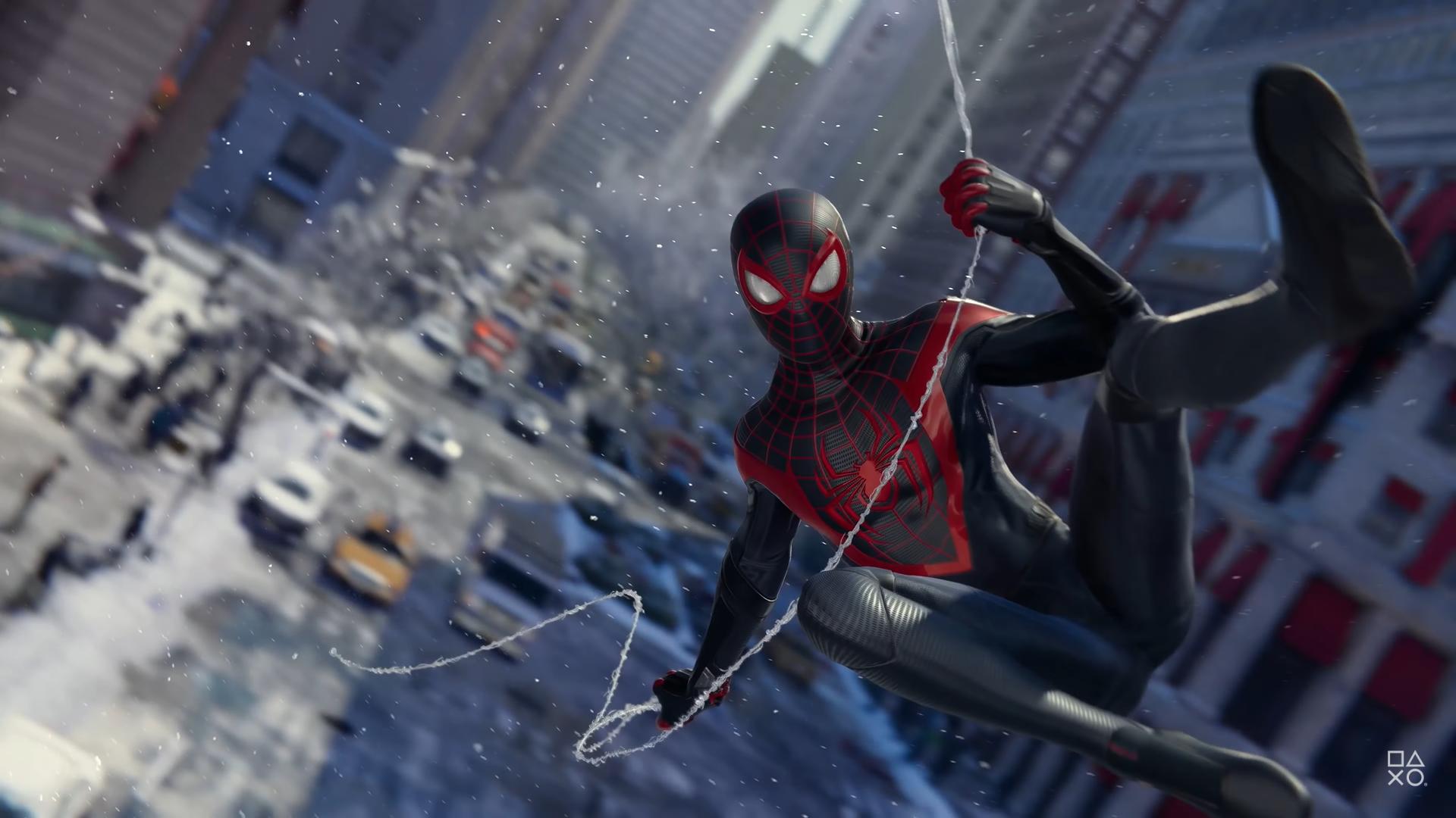 PS5スパイダーマンマイルズモラレスはスタンドアロンゲーム!!!外国人「スタンドアロンってなんだよ」開発元「イッツァスタンドアロンゲーム!」 は???