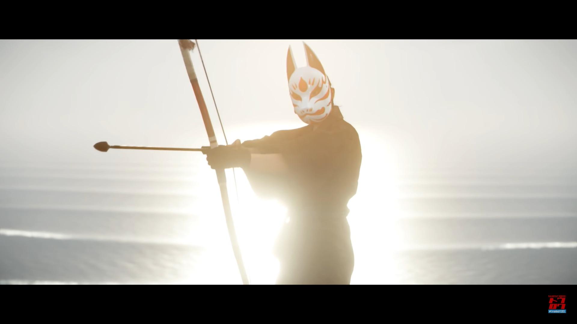 ゴーストオブツシマ続編では女性主人公、巴がふさわしいとの声があがる!