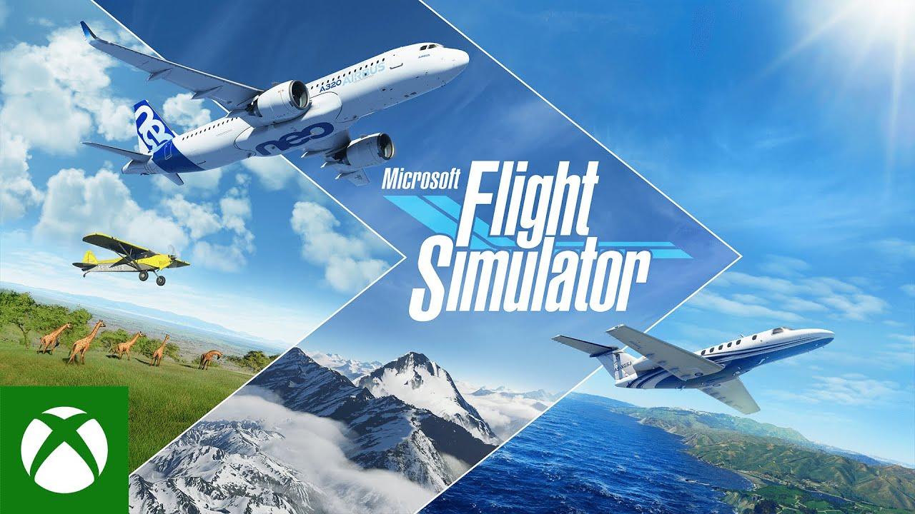 XboxSXにも出る地球全土を再現したゲームがすごい!メタスコア94!ゲーパス対応!日本語版なし!