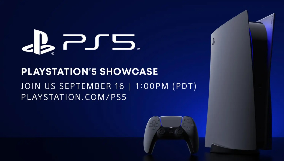 PS5価格?お披露目9月16日!!公式情報より