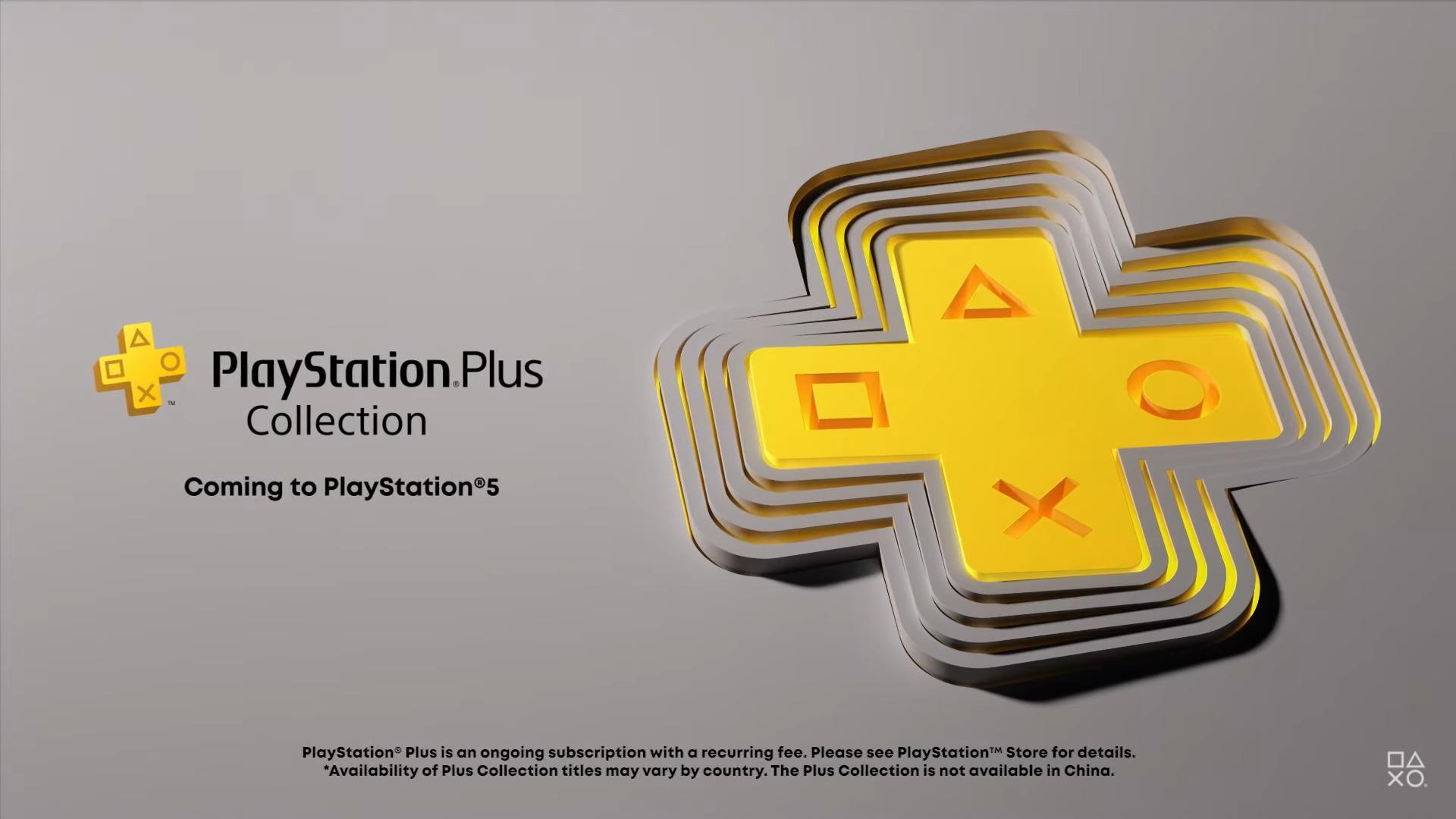 PS5でPS4の名作が遊べる「PS+コレクション」発表!PS+加入者向けサービス!