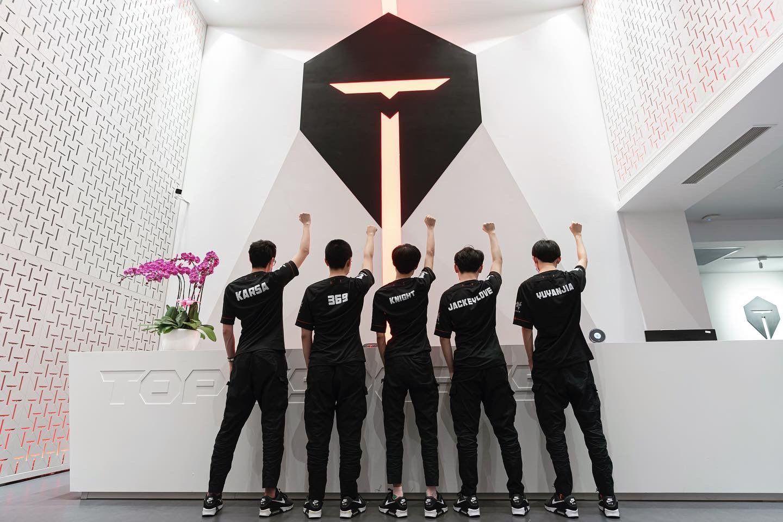 中国eスポーツチーム、服がナイキで普通にスポーティ!これもうバカにできないだろ…