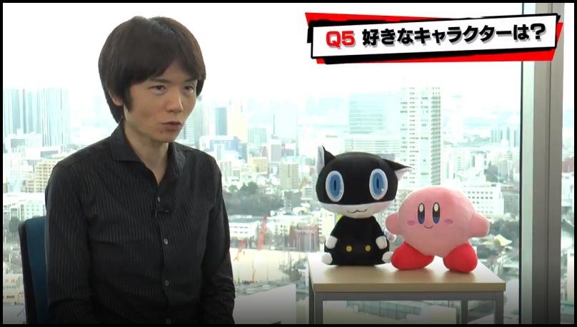桜井「ゲームを広くプレイしていて、どんなゲームが来てもプレゼンできる、僕の後継者が必要」